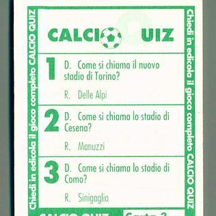 382 ZOLA MASCOTTE DA EDICOLA ! Panini Calciatori 1993//94 1993 1994 n