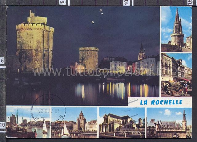Postcards From 17 Charente Maritime Collection Of