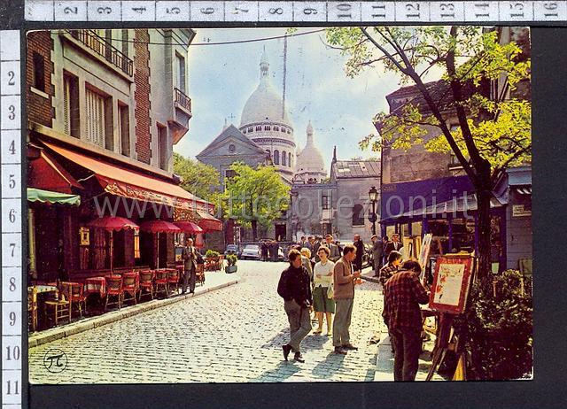 Paris cartoline postali europee european postcards for Chambre d agriculture paris