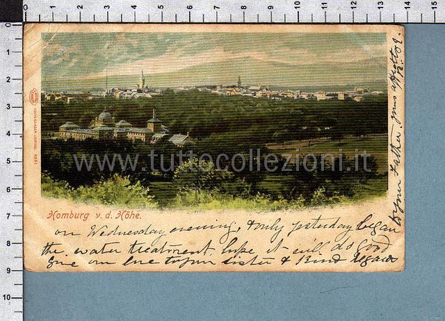Bad Homburg vor der Hohe Germany  city photos gallery : bad homburg vor der hohe hessen vg sb fp s4109 bad homburg vor der ...