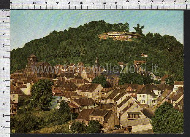 postcards from saarland collection of european postal cards collezione di cartoline postali. Black Bedroom Furniture Sets. Home Design Ideas