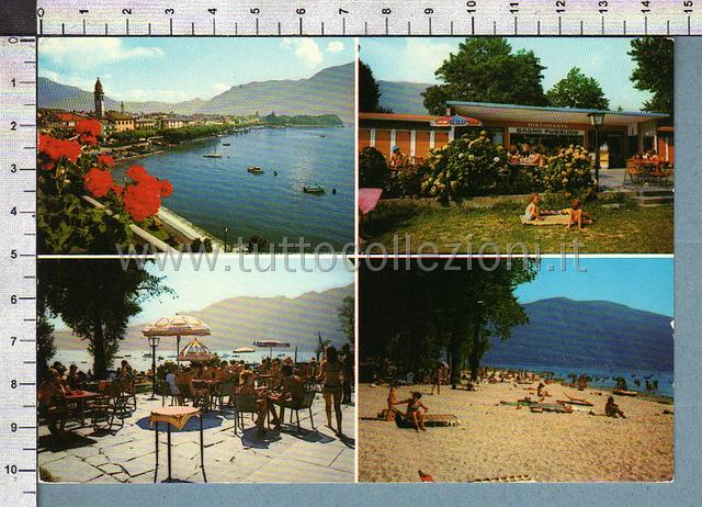 Tessin cartoline postali europee european postcards cartes postales europ ennes - Bagno pubblico ascona ...