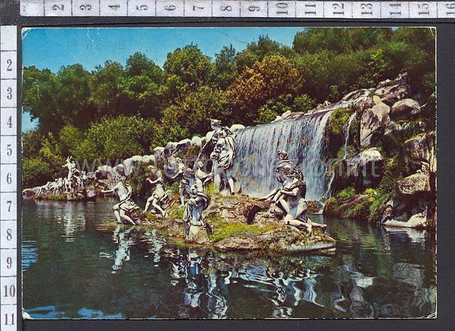 Reggia di caserta cartoline postali il sito per collezionisti - Il bagno di diana klossowski ...