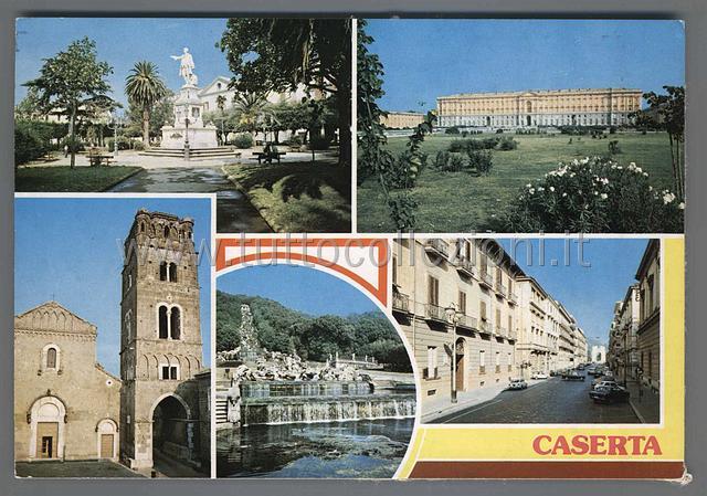 Caserta e provincia collezione di cartoline immagini e for Mobilifici caserta e provincia