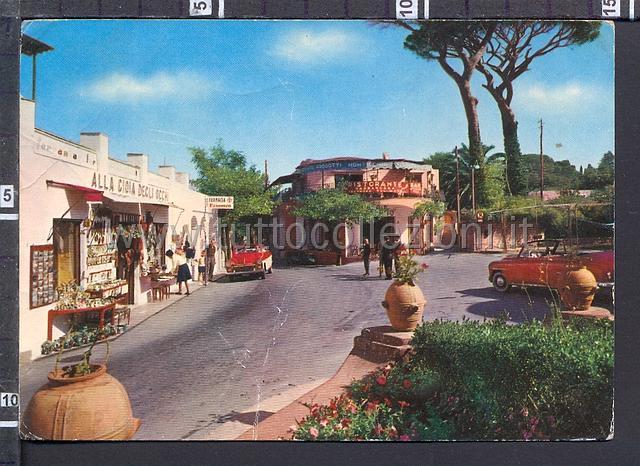 Provincia di napoli cartoline postali for Casa del merluzzo del capo con portico