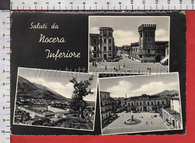 Provincia di salerno cartoline postali collezionismo di for Piscina olimpia a nocera inferiore