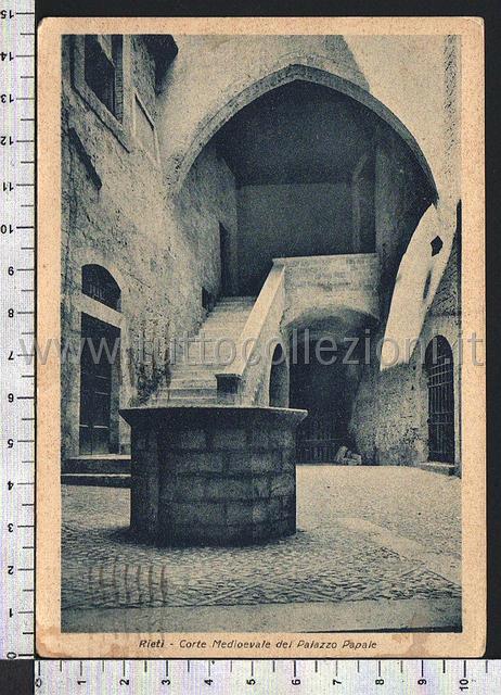 Città di Rieti Cartoline postali - Italian Postcards ...