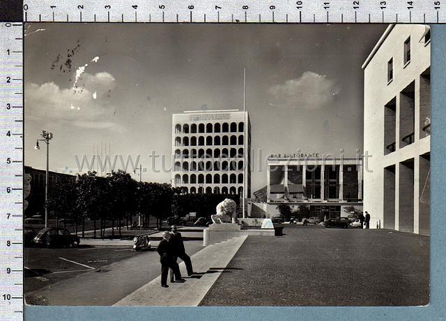 Eur cartoline postali il sito per for Uffici roma eur