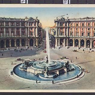 Roma cartoline postali il sito per for Sito della repubblica