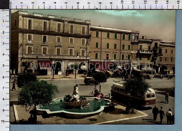 Nettuno cartoline postali il sito per - Mercatino di natale piazza mazzini roma ...