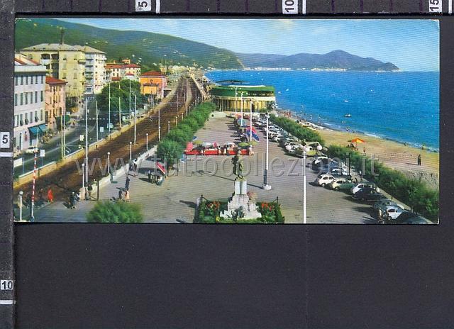 Lavagna cartoline postali il sito per for Lungomare genova