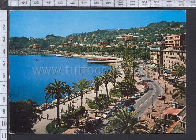 Rapallo cartoline postali il sito per for Lungomare genova