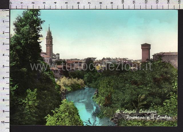 Lodi cartoline postali il sito per - Piscina s angelo lodigiano ...