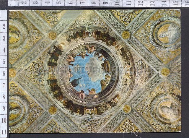 Mantova cartoline postali il sito per for Sala degli sposi