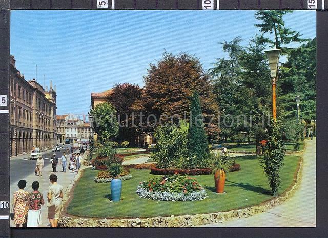 Acqui terme cartoline postali il sito for Corso progettazione giardini