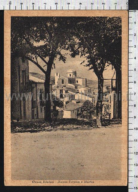 Provincia di palermo cartoline postali il sito per collezionisti - Piscina chiusa sclafani ...