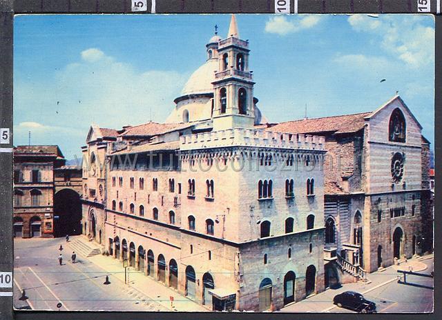 Foligno cartoline postali il sito per for Sito della repubblica
