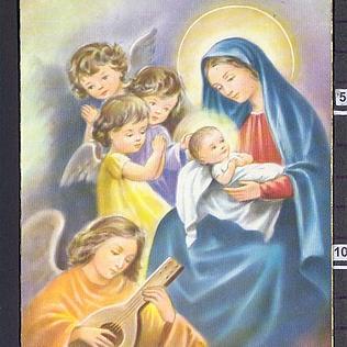 Immagini Natalizie Religiose.Natale Cartoline Postali Tematiche Topics Postcards