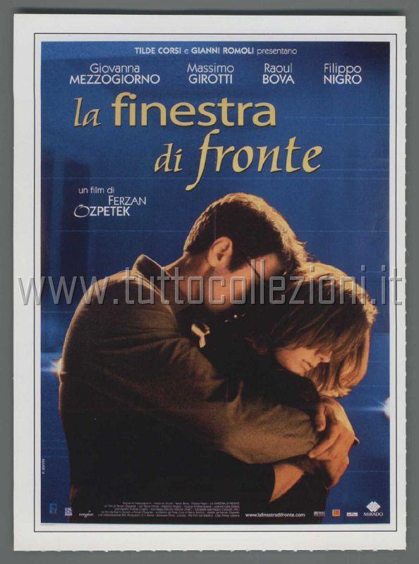 Cartoline ciak si gira film usciti nel 2002 2 - Frasi la finestra di fronte ...