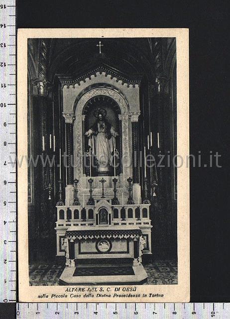 Cartoline postali con ges cartoline di tematica e for Piccola casa di merluzzo del capo
