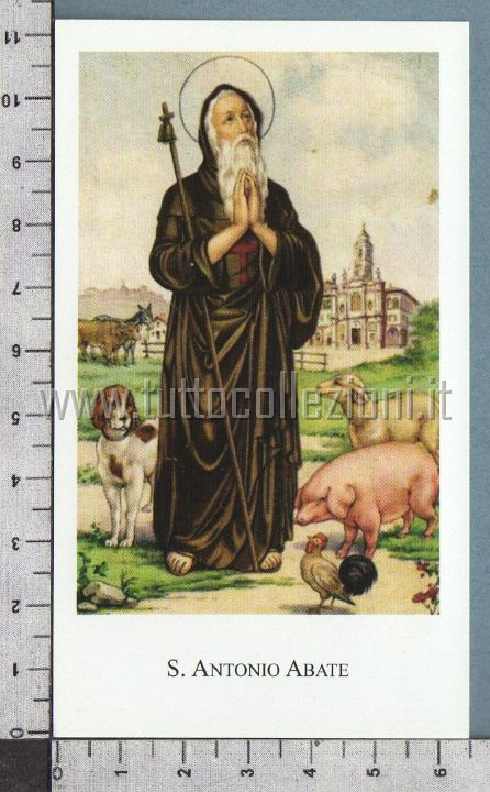 Sant 39 antonio abate iconografie for Arredo bimbo sant antonio abate